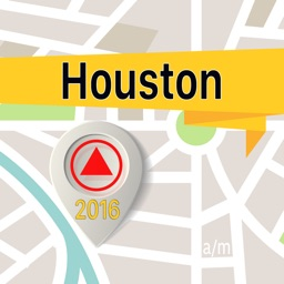 Houston Offline Map Navigator and Guide