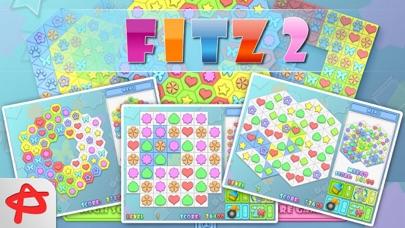 Fitz 2: Magic Match 3 Puzzle screenshot 8