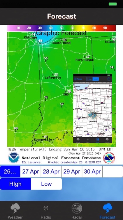 Indiana/Indianapolis Traffic Cameras and Road Conditions - Travel & Traffic & NOAA Pro screenshot-3