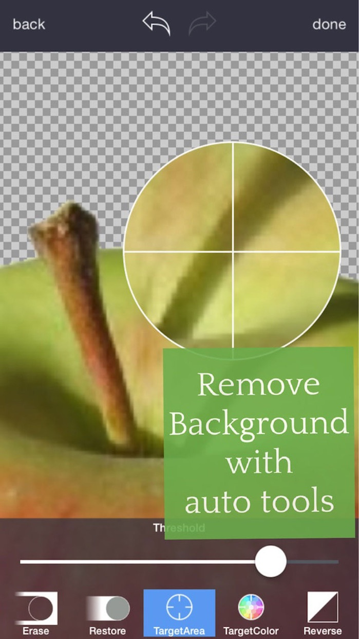 Background Eraser - SuperImpose Photo Editor & Cut Out Image Outline Screenshot