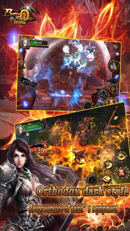 Battle Of The Saints Online screenshot-0