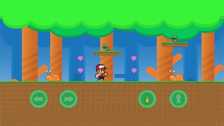 Super 8bit boys 2 - Free Platform Game