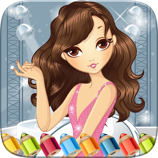 Pretty Ballerina - Dress Up in Style & Dance for Android ...  |Pretty Girl Fashion Game