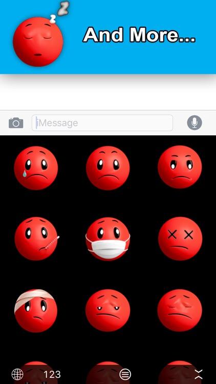 Animated Emoji Keyboard - GIFs screenshot-3