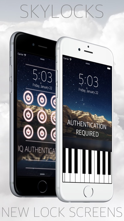 Skylocks Pro - Design Cool Lock Screen Wallpapers