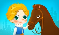 My Little Prince - Pony & Princess Castle Games for kids and toddler