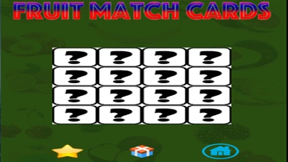 Ninu's Fruit Match Card Game for Kids screenshot four