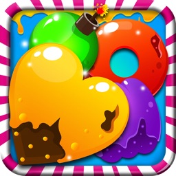 New Candy Mania Sweet - Puzzle Match