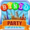 Party Bingo City - Free Bingo