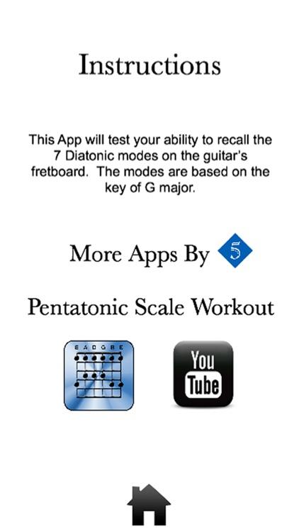 Guitar Mode Workout screenshot-4