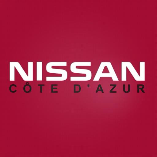Nissan Côte d'Azur iOS App