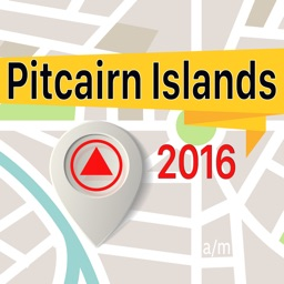 Pitcairn Islands Offline Map Navigator and Guide