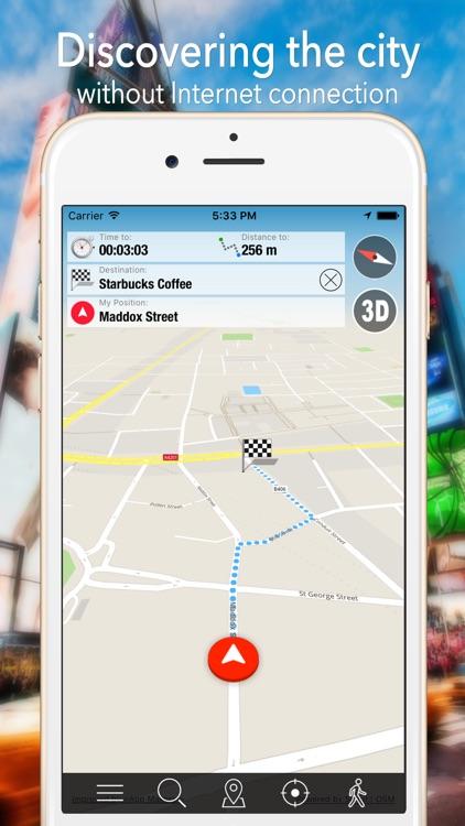 Switzerland Offline Map Navigator and Guide