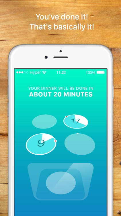 Thyme: A kitchen timer for your culinary arts