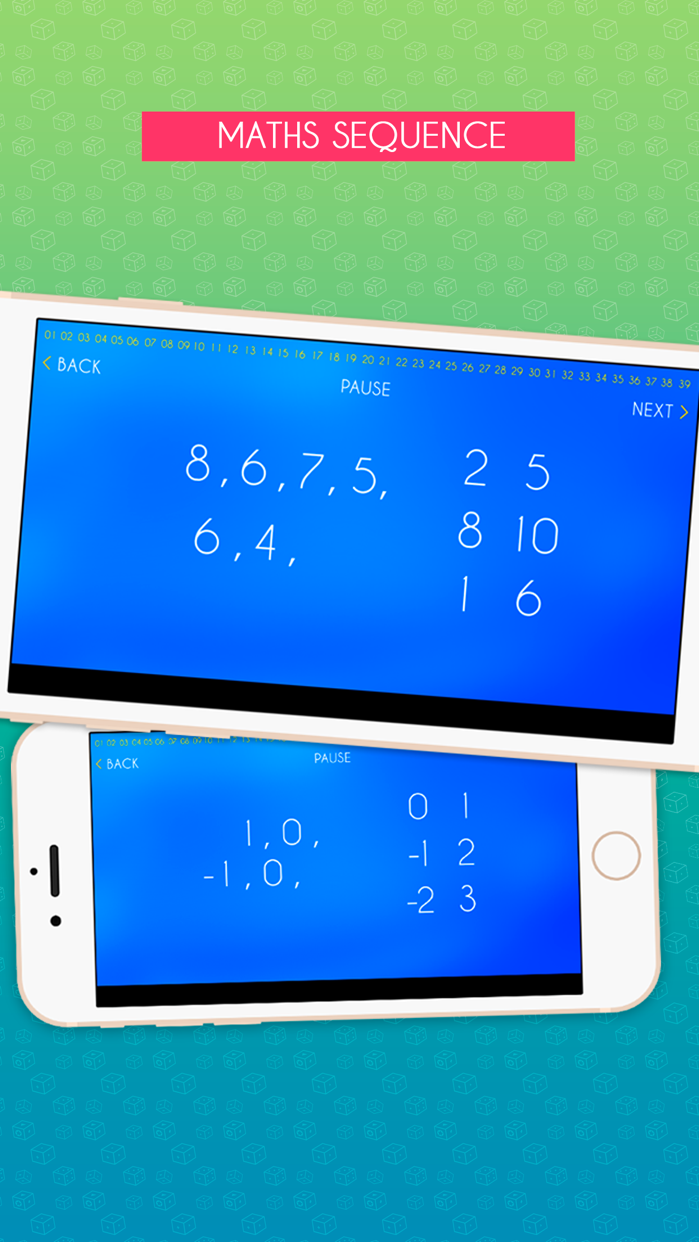 IQ Test & IQ challenge: What's my IQ? Screenshot