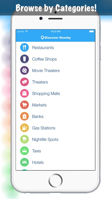 Screenshot 6 For Discover Nearby Find Places Nearest Restaurants S