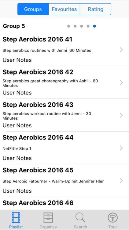 Step Aerobics 2016