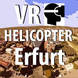 Virtual Reality Helicopter Flight Erfurt