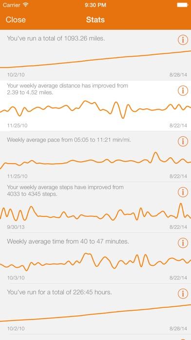 Runtime - Simple Run Tracking