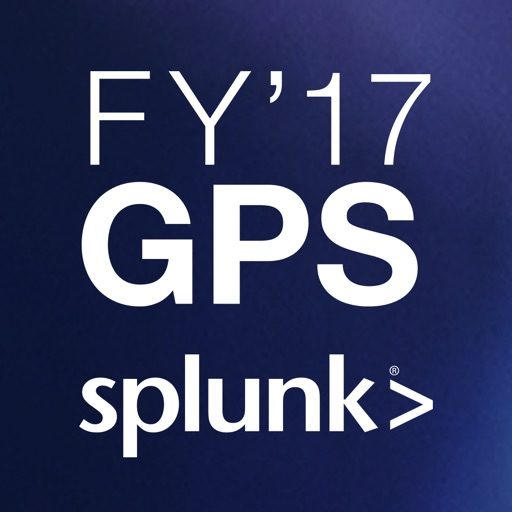 Splunk FY'17 GPS