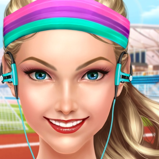 Beauty Salon - Sports Girls Fashion Style