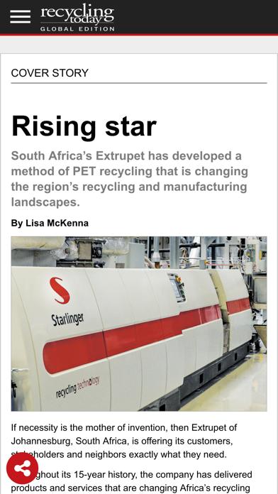点击获取Recycling Today Global Edition