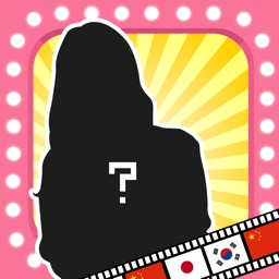 Quiz Word Asian Actress Version - All About Guess Fan Trivia Game Free