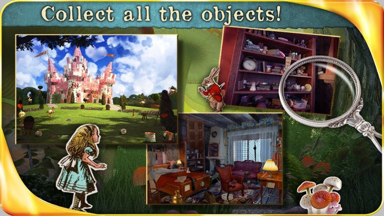 Alice in Wonderland – Extended Edition - A Hidden Object Adventure