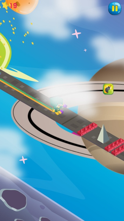 Super Hero - Galaxy Path screenshot-4