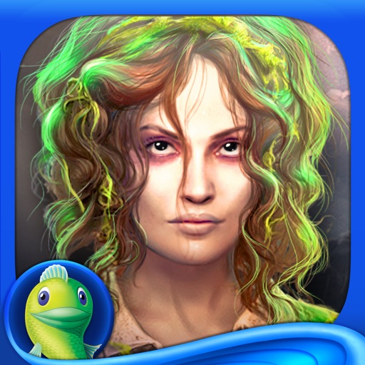 Dark Tales: Edgar Allan Poe's The Mystery of Marie Roget HD - A Hidden Object Mystery icon