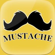Glow A Mustache - Hairy Facial Photo Editor to Add Hipster Handlebar Beard