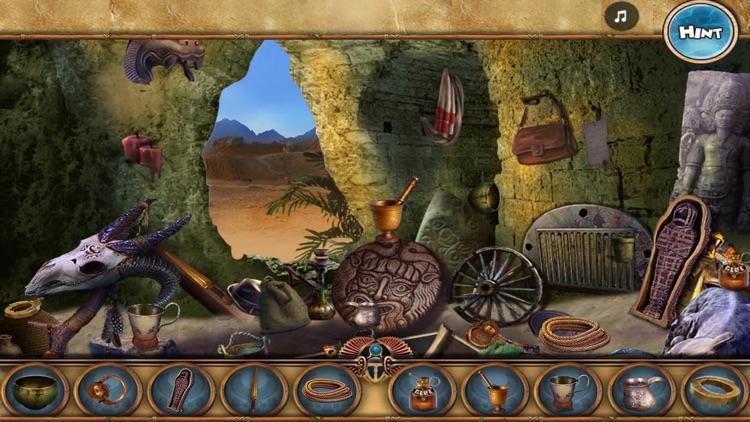 Wonders of Egypt - Hidden Objects Game screenshot-4