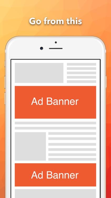 Clean - The simple ad blocker