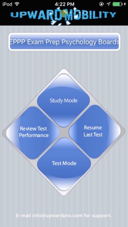 EPPP Psychology Boards Exam Prep