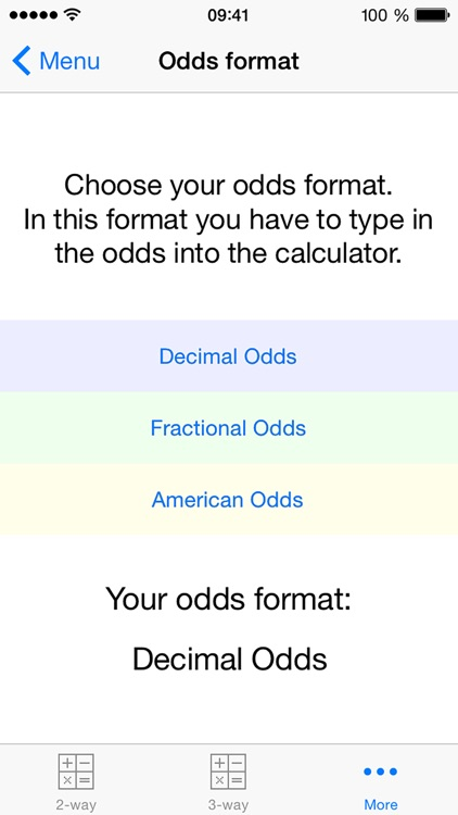 Surebet Calculator Pro screenshot-4
