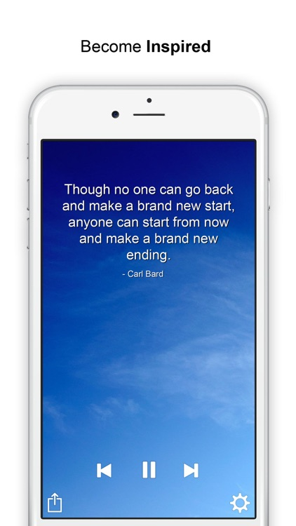 Inspire - Spoken Motivational Quotes screenshot-4