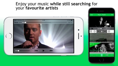 SpotYou for Spotify Premium + YouTube Screenshot 5