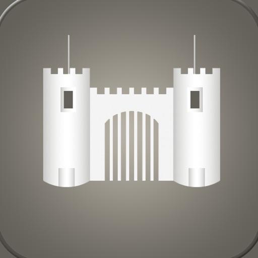 Mobile Geschichte - Burgen und Schlösser