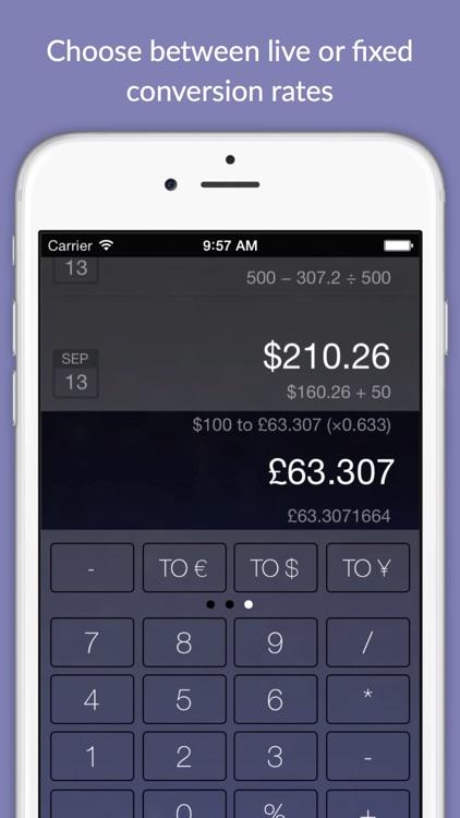 Wedge - Business Calculator screenshot-3