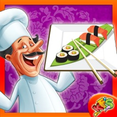 Activities of Sushi Maker – Make food in this cooking chef game for kids