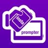 InstaPrompter - Secret Stage Intercom Teleprompter