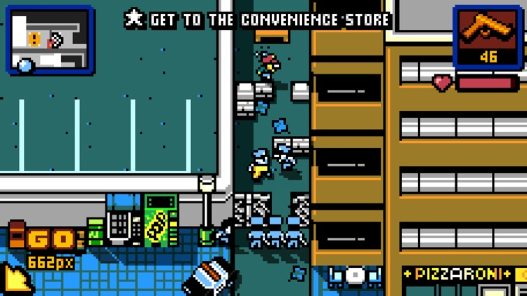 Retro City Rampage DX screenshot-4