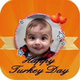 PostEcards- Best Thanksgiving Quotes Stickers & Photo Personalized Greeting Cards