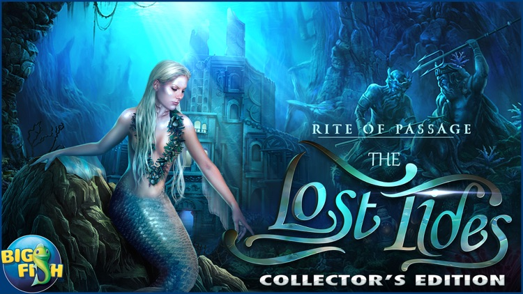 Rite of Passage: The Lost Tides - A Mystery Hidden Object Adventure (Full) screenshot-4