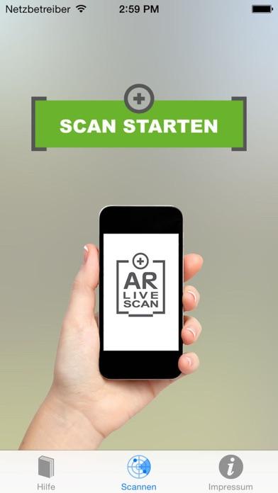 点击获取AR-LiveScan