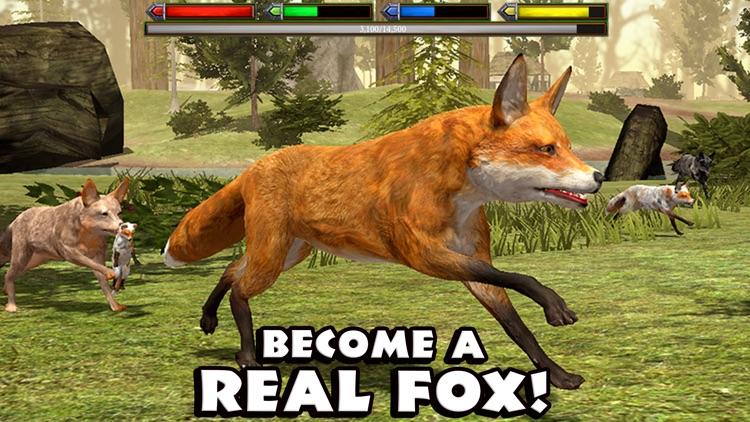 Ultimate Fox Simulator screenshot-0