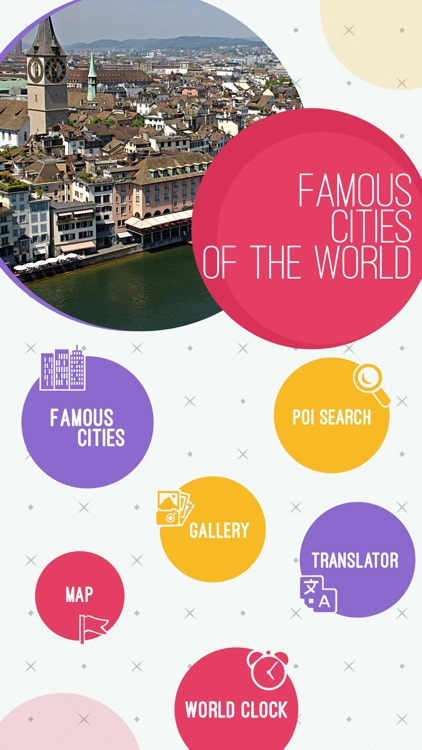 Most Famous Cities of the World screenshot-1