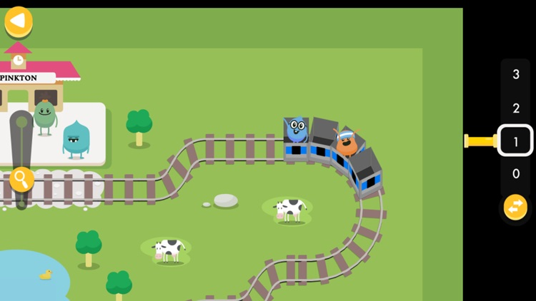 Dumb Ways JR Loopy's Train Set screenshot-3