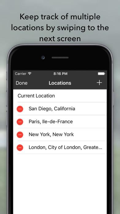 Free Digital Temperature Screenshot