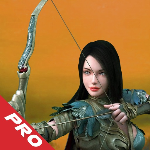 Archery Victoria War PRO - Bow And Arrow Target Practice Game icon